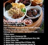 Bubur Akiong