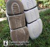 Reparasi sepatu tas