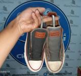 Abyan clean shoes